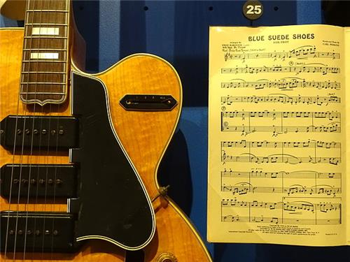 Carl Perkins Music Notes